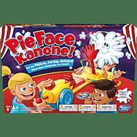HASBRO Pie Face Kanone Gesellschaftsspiel, Mehrfarbig