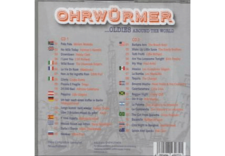 VARIOUS - Ohrwürmer-Oldies Around The World  - (CD)