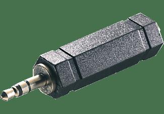 VIVANCO Adapter Klinke, 6.3mm auf 3.5mm stereo