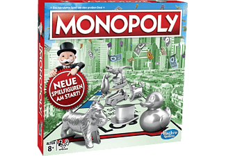 HASBRO GAMING Monopoly Classic Gesellschaftsspiel Mehrfarbig