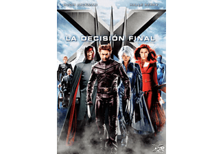 X-Men 3: La Decisión Final - Bluray