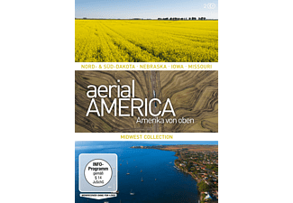 Aerial America - Midwest Collection - (DVD)