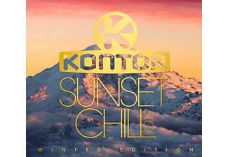 VARIOUS - Kontor Sunset Chill 2019 Winter Edition [CD]