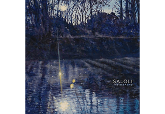 Saloli - THE DEEP END - (CD)