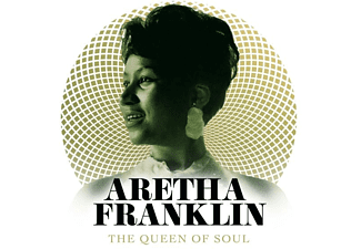 Aretha Franklin, Royal Philharmonic Orchestra - The Queen Of Soul - (CD)