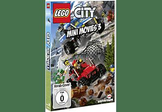 LEGO City Mini Movies DVD 3 DVD