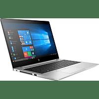 HP EliteBook 840 G5, Notebook mit 14 Zoll Display, Core™ i7 Prozessor, 16 GB RAM, 512 GB SSD, Intel® UHD Graphics 620, Silber