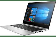 HP - B2B EliteBook 840 G5, Notebook mit 14 Zoll Display, Core™ i7 Prozessor, 16 GB RAM, 512 GB SSD, Intel® UHD Graphics 620, Silber