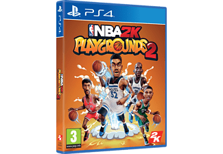 SONY NBA Playgrounds 2  PS4 Oyun