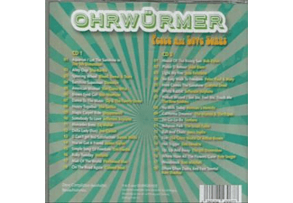 VARIOUS - Ohrwürmer-Flower Power,Peace & Love  - (CD)