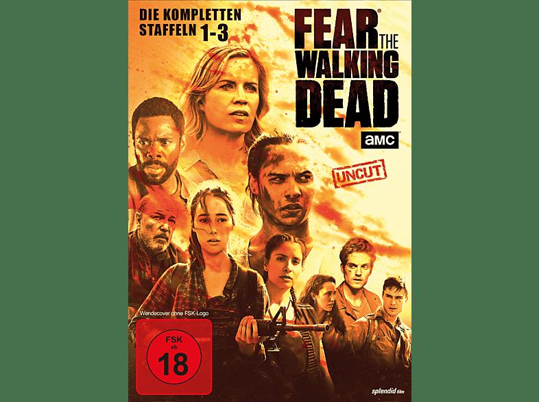Fear the Walking Dead - Staffel 1-3 [DVD]