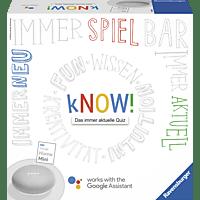 RAVENSBURGER kNOW! + Google Home Mini Gesellschaftsspiel