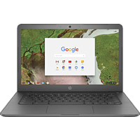 HP Chromebook 14 G5, Chromebook mit 14 Zoll Display, Celeron® Prozessor, 8 GB RAM, 32 GB eMMC, Intel® HD-Grafik 500, Bronze