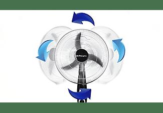 Ventilador de pie -Orbegozo SF 0156, 3 velocidades, Temporizador, 60W