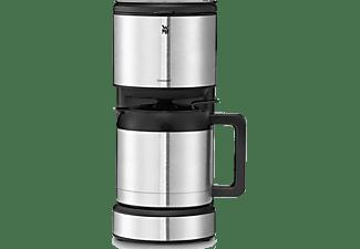 Cafetera de goteo - WMF Stelio Aroma, 1000 W, 8 tazas, Recipiente térmico, Apagado automático