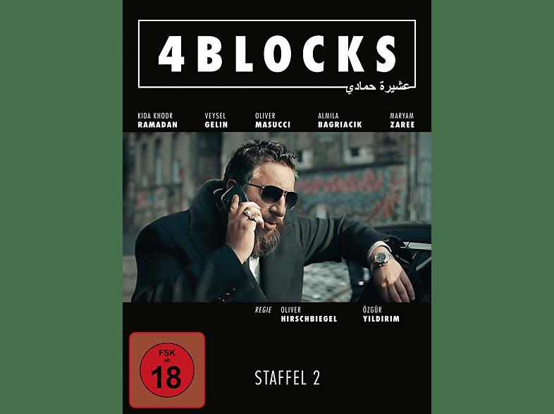 4 Blocks - Staffel 2 [DVD]