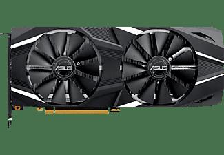 ASUS GeForce RTX™ 2070 Dual Advanced 8GB (90YV0C85-M0NA00) (NVIDIA, Grafikkarte)