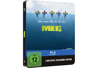 MEG Steelbook (Exklusiv) Blu-ray