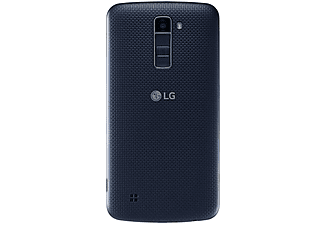 "Móvil - LG K10, 5.3"", HD, 16 GB, 1.5 GB RAM, Red 4G, Dual SIM, Azul"