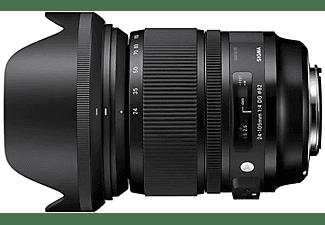 Objetivo - Sigma SIAT 710 24-105 mm, 109mm, F4 DG OS HSM, Canon