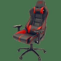 SPEEDLINK ARIAC Gaming Chair Premium, black-red Gaming-Stuhl, Schwarz/Rot