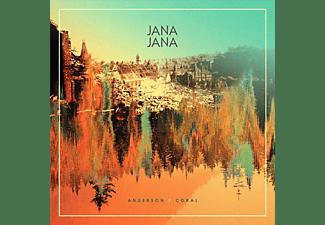 Jana Jana - ANDERSON CORAL (EP)  - (CD)
