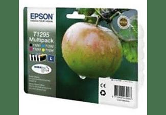 Cartucho de tinta - Epson C13T12954020 CT4CL Pack Manzana BL+ RF
