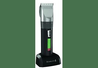 Cortapelos -Remington HC5810 Recargable, 10 peines para diferentes longitudes de pelo, Cuchillas