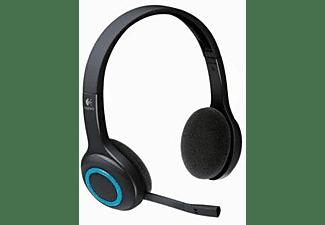 Auriculares inálambricos - Logitech Wireless Headset H600, para PC