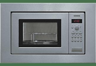 Microondas integrable - Siemens iQ300 HF15G561, 38 cm de alto, 5 niveles de potencia, AutoCook,