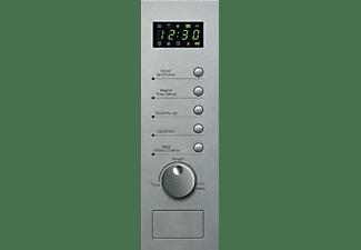Microondas integrable - Candy MIC25GDFX, Grill, 1450W, 8 niveles, 25l, Sin marco, Plato giratorio 24.5cm, Inox