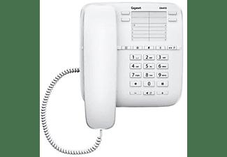 Télefono fijo - Gigaset DA130, 4 teclas de marcación directa, blanco