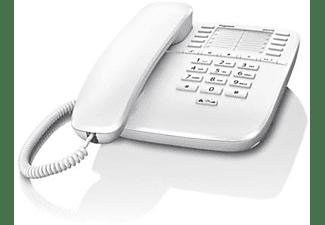 Teléfono - Gigaset DA510B blanco, 10 teclas de marcación directa