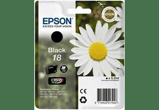 Cartucho de tinta - Epson 18, negro