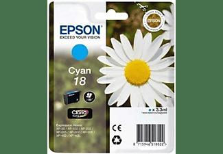 Cartucho de tinta - Epson 18, cian