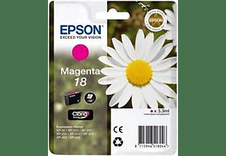 Cartucho de tinta - Epson 18, magenta