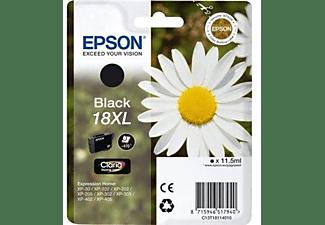 Cartucho de tinta - Epson 18XL, negro