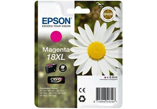 Cartucho de tinta - Epson 18XL, magenta