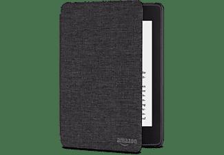 KINDLE Schutzhülle für Paperwhite 2018 aus wasserbeständigem Stoff, schwarz (B079GH79HV)
