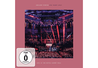 Gregory Porter - One Night Only (Live At The Royal Albert Hall)  - (CD + DVD Video)