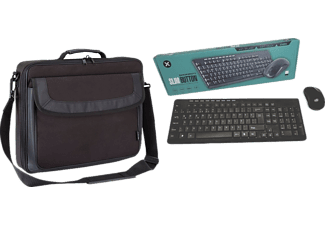 TARGUS Laptop Çantası, Dexim Klavye Ve Mouse Set
