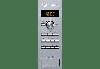Microondas integrable - Balay 3WGX1929P 17 litros, Inox, 800W