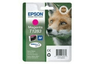 Cartucho Epson C13 T12834021 Magenta-Stylus S22 SX420/5 BX3