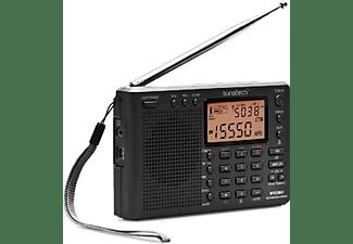 Radio portátil - Sunstech, RP-DS 800, Sintonización digital, Funciona con 3 pilas x AA