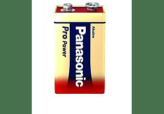 Pilas 9V - Panasonic 6 LR 61 Pro Power, 1 ud