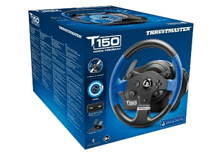 Volante - Thrustmaster - Volante T150 Force Feedback Racing Wheel, PS3/PS4/PC