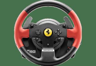 Volante - Thrustmaster - Volante T150 Force Feedback Racing Wheel Ferrari Edition, PS3/PS4/PC