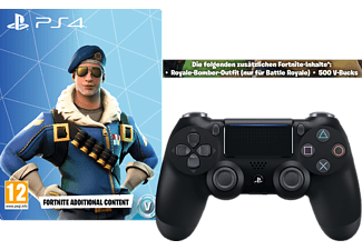 SONY DUALSHOCK®4 Wireless Controller Fortnite Bundle inkl. 500 V-Bucks