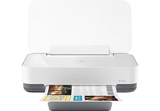 HP Smart Home Drucker Tango Weiß/Grau Inkl. 2 Probemonate Instant Ink