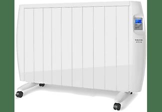 Emisor térmico - Taurus Malbork 2000, 2 modos, 2000 W, Programable, Temperatura ajustable, Blanco